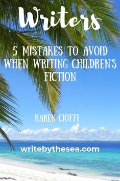 Writers - here are 5 mistakes to avoid in children's fiction! Kids Writing, Creative Writing, Writing A Book, Writing Tips, Writing Prompts, Magazines For Kids, Children's Magazines, Writing Courses, Fiction Writing