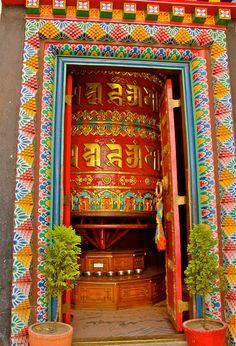 Thapathali, Katmandú, Central, NP - Un lugar para compartir fotografías e imágenes.