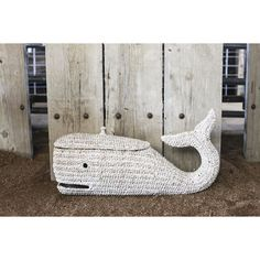 Rope Whale Storage Basket Login/Sign Up to View Price    $67.99  $135.00 Retail -50%