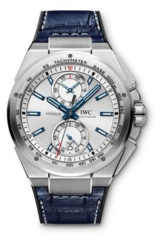 Men's IWC Ingenieur Chronograph Racer Watch IW378509