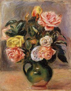 Pierre Auguste Renoir ~ Still life