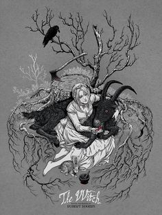 Becky Cloonan's 'The Witch'