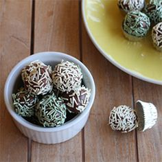Brazilian Chocolate Balls