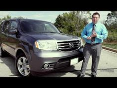 2014 Honda Pilot Test Drive Review - YouTube  www.stlhonda.com 2014 Honda Pilot, Driving Test, Videos, Youtube, Youtubers, Youtube Movies