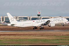 Star Alliance (Singapore Airlines)  Boeing 777-312/ER