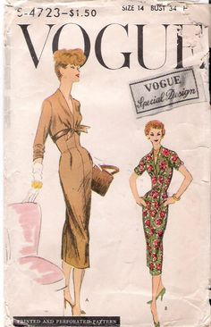 1950's Sewing Pattern