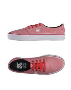 4e15bc3f02850 DC SHOECOUSA Sneakers   Deportivas mujer. tejido