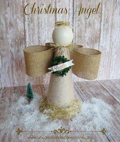 Krásne Juta Vianočný anjel