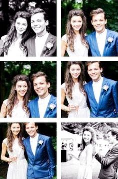 """""""Lou never smiles when he's with Eleanor"""" Ok!!"""