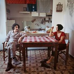 Dario & Silvia (couple) © Viktoria Sorochinski  Silent Dialogs
