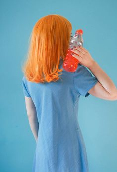 Feminine Colorful Photography by Laurence Philomene #inspiration #photography