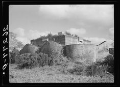 Arthur Rothstein/Library of Congress East Martello Tower. Old Spanish fort.