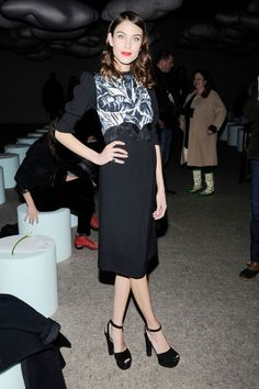 Alexa Chung: 100 mejores looks - Style Lovely