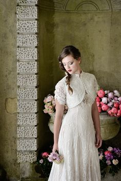Jet Deco - The Gracefully Elegant New Bridal Wear Collection For 2014 From Terry Fox