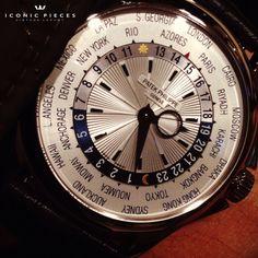 #patekphilippe #menwatches #iconicpieces #watches #worldtime #patek_philippe #rarewatch #hodinkee #geneve