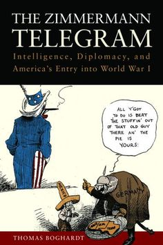 The telegram was a helpful way for communication on land during world war 1.                                                                For more info about the Zimmerman note: http://www.archives.gov/education/lessons/zimmermann/