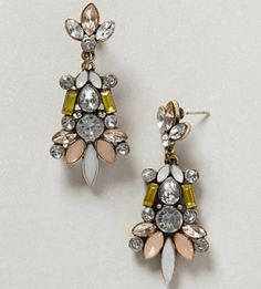 Hunt these dashing earrings.  #YouDontShopYouHUNT #accessories #women