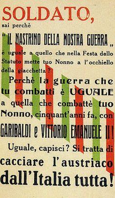 prima guerra mondiale italia -