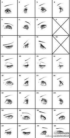 不同角度的眼睛~【Tentopet · 图】