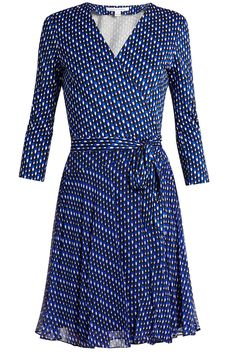 The Chicest Wrap Dresses for Every Occasion. THIS ONE: Diane von Furstenberg dress, $498, matchesfashion.com