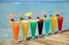 Cocktails at the Jewel Resorts!!! Yum!!