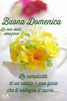 Immagini Buona Domenica Buongiorno per Whatsapp - StatisticaFacile.it Italian Quotes, Happy Weekend, Good Morning, Gandhi, Facebook, Night, Wedding, Ideas, Good Morning Wishes