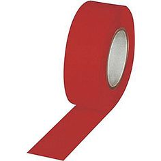 Champion Sports® Floor Marking Tape, Red