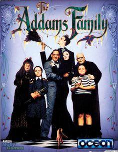 The Addams Family (Amiga)
