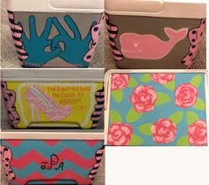 Painted cooler!