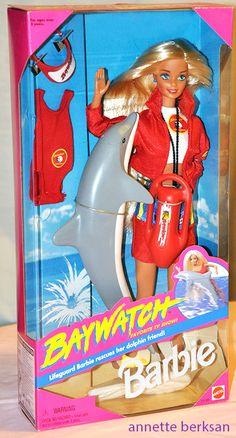 1995 Baywatch Barbie