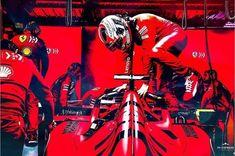 Ferrari, Motorcycles, Darth Vader, Comic Books, Racing, Cars, Comics, Illustration, Fictional Characters
