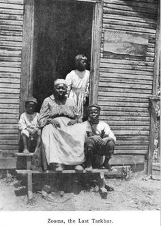 Zuma, a Nupe, was on the Clotilda, the last recorded slave ship to arrive in the U.S.A. during the illegal slave trade. With 109 companions from Benin and Nigeria, she landed in Mobile, Alabama, in July 1860.