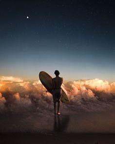 Surfing Clouds
