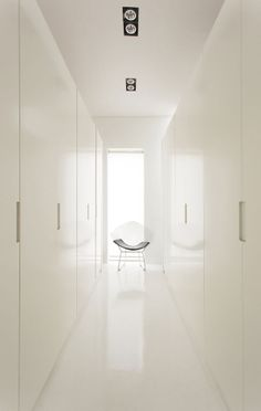 Silla Diamond / Harry Bertoia #White