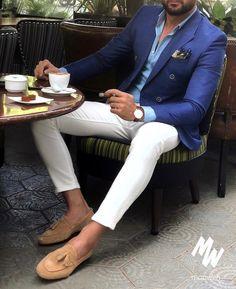 Latest Peak Design Men Suits for Wedding Groom Blue Tuxedos Man Blazer Prom Party Terno Masculino Slim Fit Costume Homme Coat Pants - Men Suits Smoking Azul, Best Mens Fashion, Mens Fashion Suits, Mens Suits, Fashion Fashion, Groomsmen Suits, Fashion Outfits, Fashion Boots, Fashion Trends