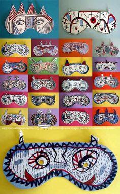 http://www.manualidadesinfantiles.org/antifaces-para-carnaval