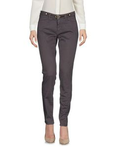 JECKERSON Women's Casual pants Cocoa 27 jeans