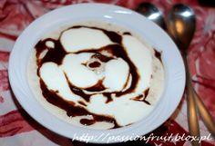 Cinnamon Roll Oatmeal. Owsianka a la cynamonowa drożdżówka