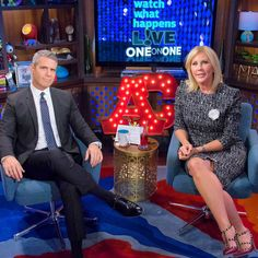 Vicki Gunvalson One-On-One With Andy Cohen; Says She Never Lied About Brooks Ayers' Cancer ... - http://www.freshcancernews.com/vicki-gunvalson-one-on-one-with-andy-cohen-says-she-never-lied-about-brooks-ayers-cancer/