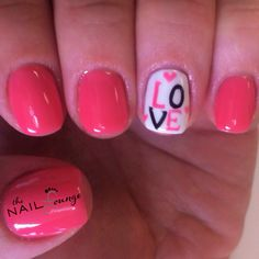 @the_nail_lounge_miramar gel nail art
