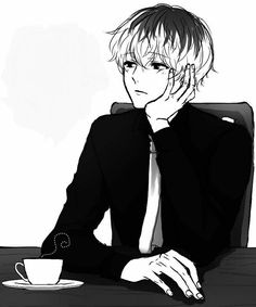 Haise, Tokyo Ghoul