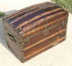 trunk barrol stave