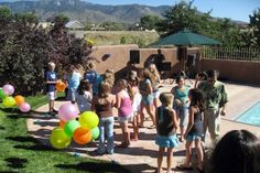 Ideas For Summer Birthday Party
