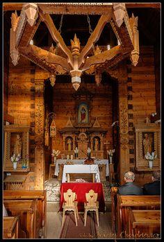 Zakopane - Kaplica Najświętszego Serca Jezusa w Jaszczurówce » Fotograf Zakopane
