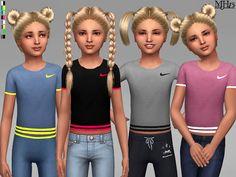 Margeh-75's S4 Kids Like Nike Tees