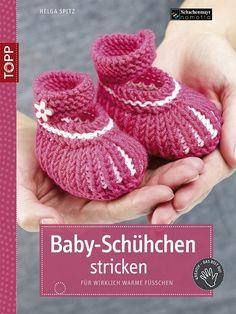Baby-Schühchen stricken Topp 6658 | Martinas Bastel- & Hobbykiste