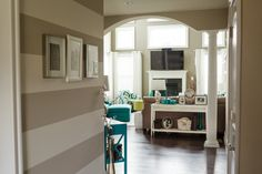 House of Turquoise: Katelyn James Photography  Amazing Gray by Sherwin-Williams