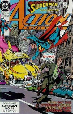 Action Comics #650 (February 1990)