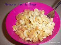 Cookaholic Wife: Muenster Mac and Cheese