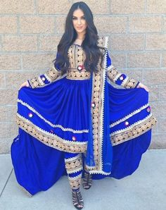 Saneen Royal Blue